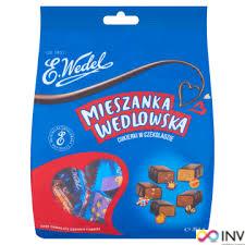 Cukierki WEDEL MIESZANKA WEDLOWSKA 356g