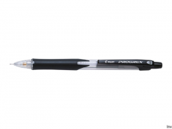 Ołówek automatyczny PROGREX czarny H-125-SL-B-BG PILOT