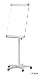 Flipchart suchościeralno-magnetyczny DATURA 100x70 mobilny