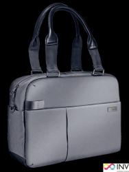 Torba Shopper na laptopa 13.3 srebrno-szara LEITZ COMPLETE