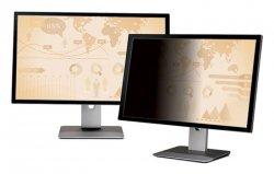 Bezramkowy filtr prywatyzujący 3M™ (PF24.0W), do monitorów, 16:10, 24, czarny