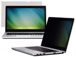 Bezramkowy filtr prywatyzujący 3M™ (PF125W9B), do laptopów, 16:9, 12,5, czarny