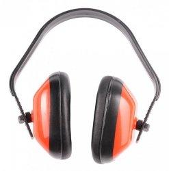 Nauszniki na głowę ekon. EarFlap (GS-01-001), 27dB, czerwone
