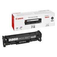 Toner Canon  CRG718BK do LBP-7200/7210/7660/7680 | 3 400 str. | black