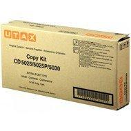 Toner Utax do CD-5025/5030 | 15 000 str. | black