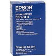 Taśma Epson  ERC-38  do   drukarek z  serii  TM/TMU 3xx     black
