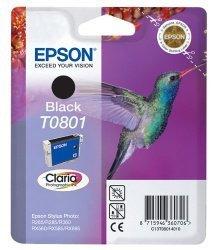 Epson Tusz Claria R265/360 T0801 Black 7,4ml