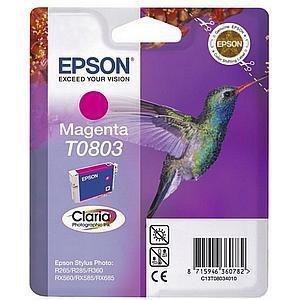 Epson Tusz Claria R265/360 T0803 Magenta 7,4ml