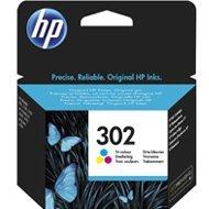 Tusz HP 302 do Deskjet 1110/2130/3630   165 str.   CMY