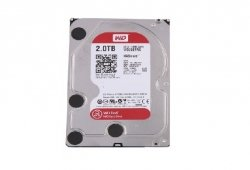 HDD WD RED 2TB WD20EFRX NAS SATA III 64MB NOWY FV