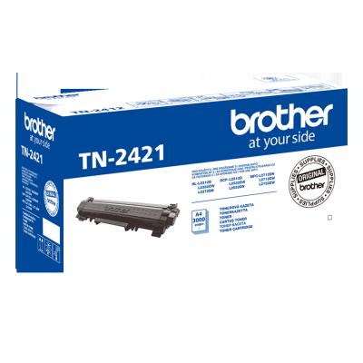ORYGINALNY TONER BROTHER TN2421 2512D 2712DW 3000str