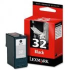 Tusz Lexmark 32 do CJZ815, X-3330/3350/5250 | black