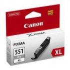 Tusz Canon CLI551GYXL do MG-5450/6350 | 11ml | grey
