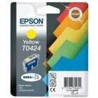 Tusz Epson T0424 do Stylus CX-5200/5400, C82 | 16ml | yellow