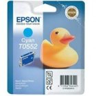 Tusz Epson T0552 do Stylus Photo R-240/245, RX-425/520 | 8ml | cyan