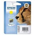 Tusz Epson T0714 do D-78/92/120, DX4000/4050/5000/5050 | 5,5ml | yellow