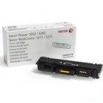 Toner Xerox do WorkCentre 3215/3225, Phaser 3052/3260 | 3 000 str. | black