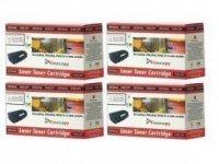 Komplet tonerów zamienników FINECOPY CLT-P404C CMYK do Samsung Xpress C430 / C430W / C480 / C480W / C480FN / C480FW