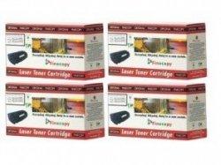 Komplet zamiennych tonerów FINECOPY CMYK CLT-P4072C do Samsung CLP-320 /CLP-325 / CLX-3180 /CLX-3185