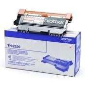 Toner Brother TN2220 do HL-2240 / HL-2240D / HL-2250DN /HL-2270DW /MFC-7360N / MFC-7460DN /MFC-7860DW na 2,6 tys. str. TN-2220