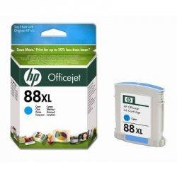 Tusz HP No 88XL cyan C9391AE poj. 17ml do OfficeJet Pro K5400 / K550 / L7680 / L7780