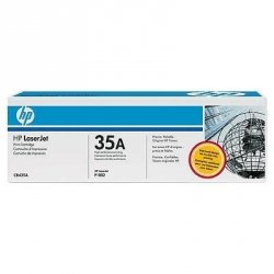 Toner HP CB435A black do HP LaserJet P1005 / P1006 na 1,5 tys. str. 35A