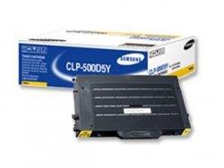 Toner Samsung CLP-500D5Y yellow CLP-500 / CLP-500 N / CLP-550 / CLP-550 N na 5 tys. str.