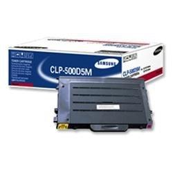 Toner Samsung CLP-500D5M magenta CLP-500 / CLP-500 N / CLP-550 / CLP-550 N na 5 tys. str.