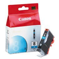 Tusz Canon CLI8C do iP-4200/4300/5200/5300/6600, MP-500/600/800 | 13ml | cyan