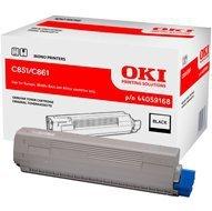 Toner Oki do C-851/861 | 7 000 str. | black