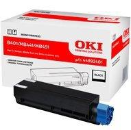 Toner Oki do B401, MB-441/451 | 1 500 str. | black