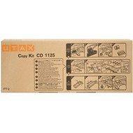 Toner Utax do CD-1125, DC-2125 | 15 000 str. | black