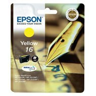 Tusz Epson T1624 do WF-2510WF/2520NF/2530WF | 3,1ml | yellow