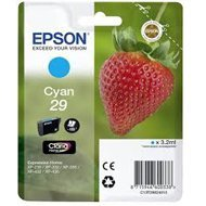 Tusz Epson T29  do XP-235/332/335/432 3,2 ml cyan