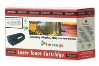 Toner FINECOPY zamiennik Q3962A yellow do HP Color LaserJet 2550 / 2820 / 2840 na 4 tys. str.