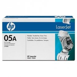 Toner HP CE505A black do HP LJ P2030 / P2035 / P2050 / P2055 na 2,3 tys. str. 05A
