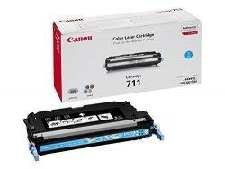 Toner oryginalny Canon 711 cyan do LBP-5300 LBP-5360 6 tys. CRG711C