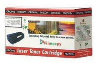 Toner zamiennik FINECOPY 126A (CE312A) yellow do HP Color LaserJet CP1025 / Pro 100 Color MFP M175a / Laserjet Pro M275  na 1 tys. str.