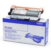 Toner Brother TN2220 do HL-2240 / HL-2240D / HL-2250DN /HL-2270DW /MFC-7360N / MFC-7460DN /MFC-7860DW na 2,6 tys. str. TN-2220
