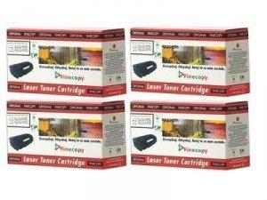 Komplet zamiennych tonerów CMYK FINECOPY 100% NOWY FCA0V1600KMPL do Konica Minolta Magicolor 1600W / 1650EN / 1680MF / 1690MF