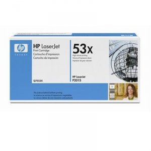 Toner HP Q7553X black do HP LJ P2012 / P2013 / P2014 / P2015 / P2015dn / P2015x / M2727NF / M2727NFS na 7 tys. str. 53X