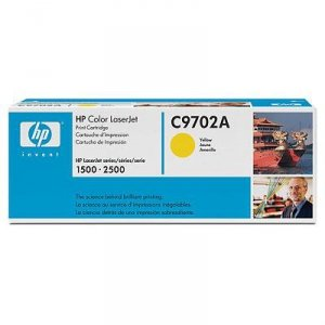 Toner HP C9702A yellow do Color LaserJet 1500 / 2500 na 4 tys. str.