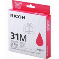Tusz Ricoh do GXE2600/3300/3350/5550 | 1 000 str. | magenta