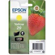 Tusz Epson T29  do XP-235/332/335/432 3,2 ml yellow