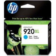 Tusz HP 920XL do Officejet 6000/6500/7000/7500   700 str.   cyan