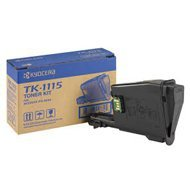 Toner Kyocera TK-1115 do FS-1041/1220/1320 | 1 600 str. | black
