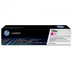Toner oryginalny HP 126A (CE313A) magenta do HP Color LaserJet CP1025 / Pro 100 Color MFP M175a / Laserjet Pro M275  na 1 tys. str.