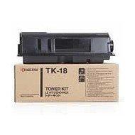 Toner Kyocera black TK-18 do FS-1020 / FS-1020D / FS-1020DN / FS-1018 / FS-1018MFP / FS-1118MFP na 7,2 tys. str. TK18