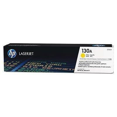 Toner oryginalny HP 130A (CF352A) yellow do HP  Color LaserJet Pro M176n / Color LaserJet Pro M177fw na 1 tys. str.