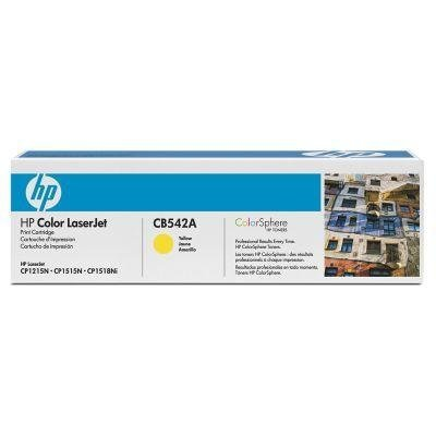 Toner HP CB542A yellow do Color LaserJet CM1312 MFP / CP1515 / CP1515n / CP1518 / CP1215 / na 1,4 tys. str.